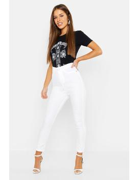 Petite Basic Jegging by Boohoo