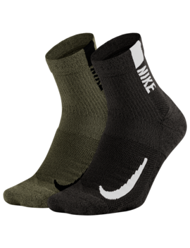 nike-multiplier-quarter-socks by nike