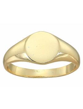 Signet Ring by Shashi