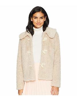 Teddy Fur Jacket Ks0 K2311 by Kensie