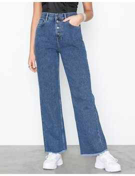 Front Button Denim by Nly Trend