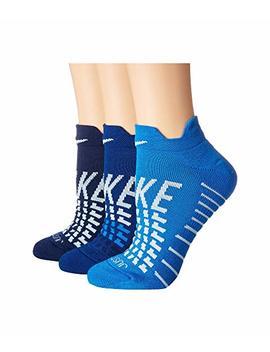 Everyday Max Cushion No Show 2 Print Graphic Socks by Nike