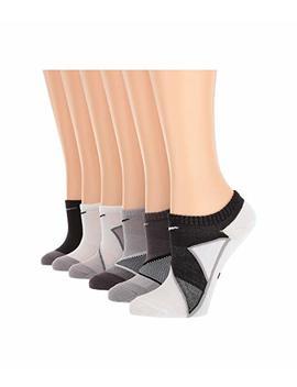 Everyday Cushion No Show Training Socks 6 Pair Pack by Nike