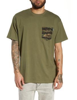 Lester Pocket T Shirt by Carhartt Work In Progress