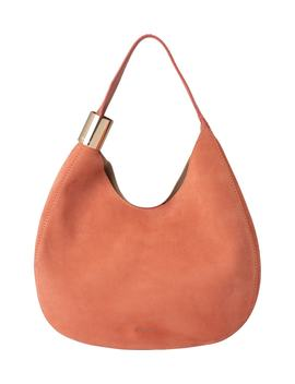 Stevie Calfskin & Genuine Snakeskin Hobo by Jimmy Choo