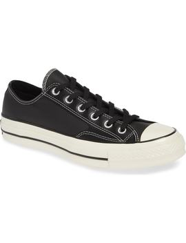 Chuck Taylor® All Star® 70 Low Top Leather Sneaker by Converse