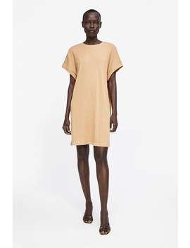Sukienka Z Podwijanymi RĘkawami  Zobacz Więcej Sukienki Kobieta by Zara