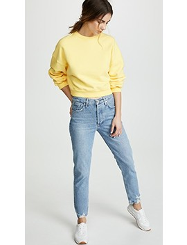 High Rise Jamie Classic Jeans by Agolde