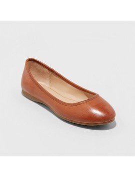 Nude Ballet Flats : Target by Target