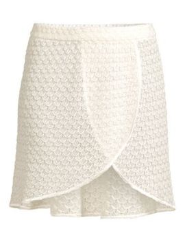 Knit Mini Skirt Coverup by Missoni Mare