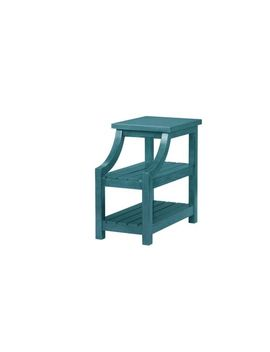 Williams Teal Tiered Side Table by Pier1 Imports