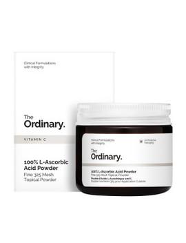 100 Percents L Ascorbic Acid Powder 20g by The Ordinary