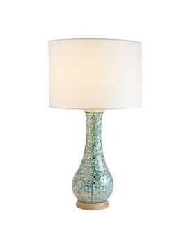 Genie Blue Mosaic Table Lamp by Pier1 Imports