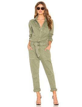 Utility Jumpsuit by One Teaspoon