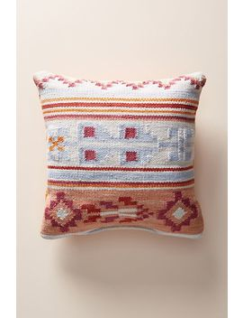 Abria Indoor/Outdoor Pillow by Anthropologie