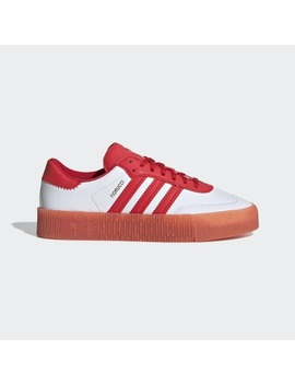 Fiorucci Sambarose Shoes by Adidas