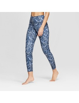 Women's Comfort High Rise 7/8 Printed Legging   Joy Lab™ by Women's Comfort High Rise 7/8 Printed Legging   Joy Lab