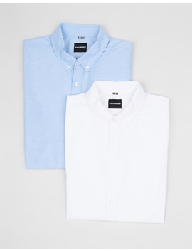 2 Pack Staple Oxford Shirt by Staple Superior
