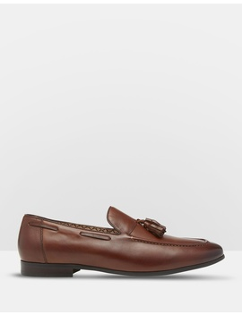 Benedict Leather Loafers by Oxford