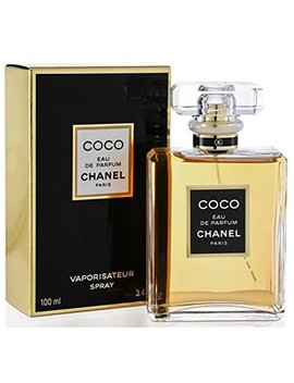 Coco Chánel Eau De Parfum Spray, For Woman Edp 3.4 Fl Oz, 100 Ml by Chánce Chánel