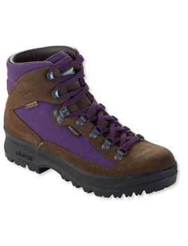 Women's Gore Tex Cresta Hikers, 30th Anniversary Leather/Fabric by L.L.Bean