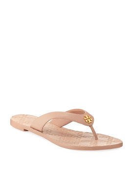 Monroe Flat Thong Sandals by Tory Burch