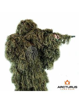 Arcturus Ghost Ghillie Suit   The Ultimate In Hunting Camouflage With A High Density, Double Stitched Design. Superior Camo Gear For Military Snipers, Hunters, Paintball & Airsoft. by Arcturus