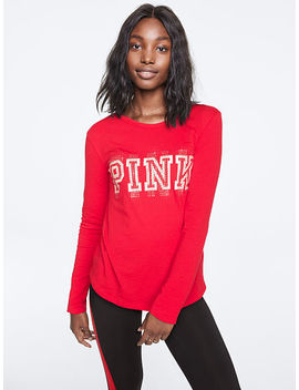 Bling Perfect Long Sleeve Tee by Victoria's Secret