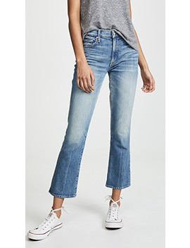 The Insider Ankle Jeans by Mother