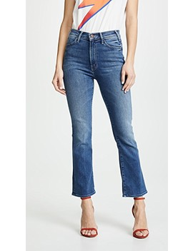The Hustler Ankle Jeans by Mother
