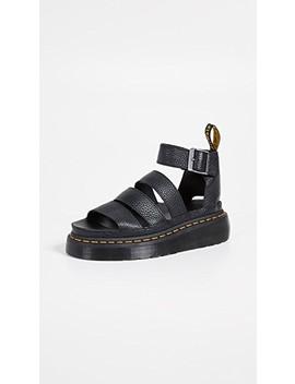 Clarissa Ii Quad Sandals by Dr. Martens