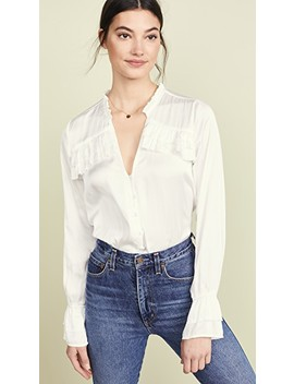 Anguilla Blouse by Paige