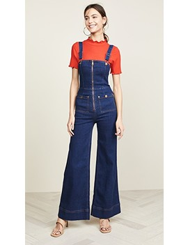 Quincy Overalls by Alice Mc Call