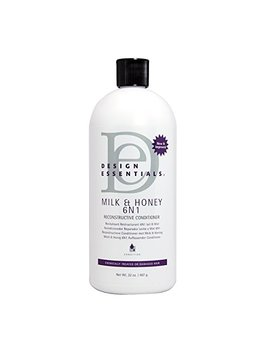 Design Essentials Milk & Honey 6 N1 Reconstructive Conditioner, 32oz by Design Essentials