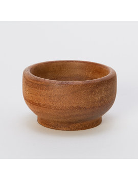 Wooden Condiment Bowl by Terrain