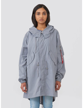 Shell Fishtail Parka W by Alpha Industries