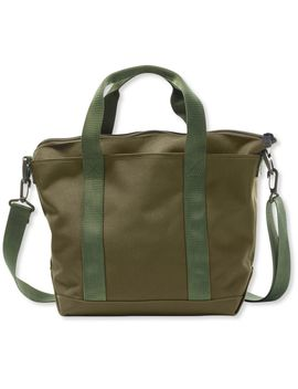 Hunter's Tote Bag, Zip Top With Shoulder Strap by L.L.Bean