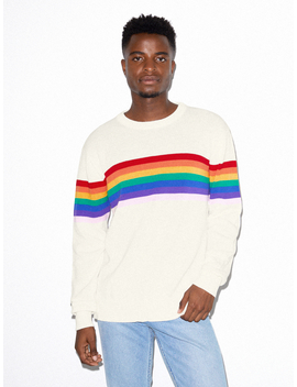 Basic Knit Crewneck by American Apparel