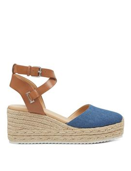 Ava Espadrille Wedge Sandals by Nine West