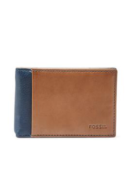 Ward Rfid Money Clip Bifold by Fossil