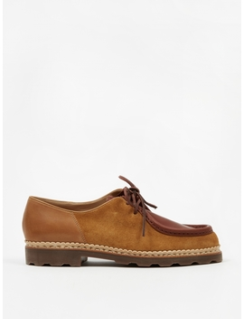 X Paraboot Michael Shoe   Brown by Ymc