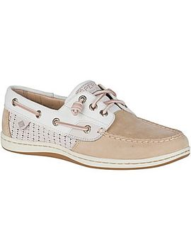 Women's Songfish Chambray Boat Shoe by Sperry