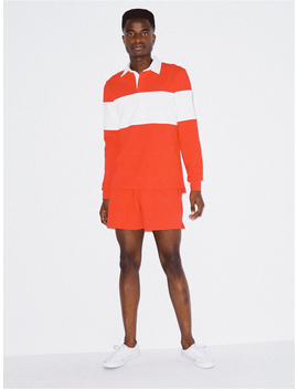 Thick Knit Jersey P.E. Short by American Apparel
