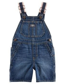 Denim Shortalls by Oshkosh