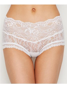 American Beauty Rose Brief by Hanky Panky