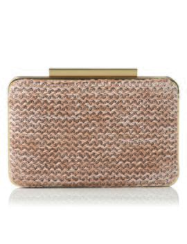 Natalie Straw Clutch by L.K.Bennett