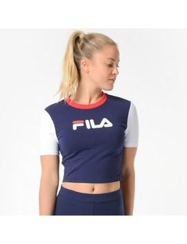 Fila Anna Crop T Shirt by Fila