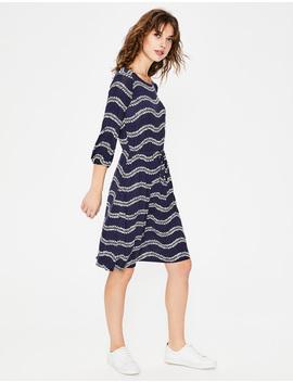 Talia Jersey Dress by Boden