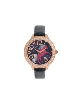Universe Loving Unicorn Watch Multi by Betsey Johnson