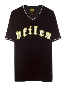 Vfiles + Juicy Couture Velour Tee by Juicy Couture